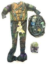 Teenage Mutant Ninja Turtles Movie Donatello Large Child Muscle Costume Green