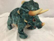 2008 Hasbro Playskool Kota & Pals Stompers Baby Triceratops Dinosaur  Works Roar