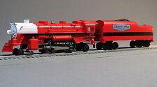 LIONEL NASCAR TONY STEWART #14 ENGINE & TENDER train o gauge race 7-11424 E NEW