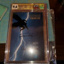 Batman The Dark Knight Returns #1-1ST CGC 9.6 SS 1986 35th Anniversary Special!