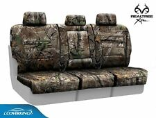 Coverking Realtree Xtra Camo REAR Custom Seat Covers for Chevy Silverado 2500