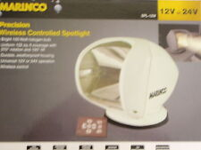 SPOT LIGHT MARINCO 69 SPL12W  WHITE 12V WIRELESS REMOTE BOAT MARINE SPOTLIGHT