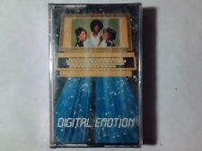 DIGITAL EMOTION Omonimo Same S/t mc 1984 SIGILLATA RARISSIMA