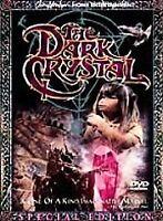 The Dark Crystal (DVD, 1999, Subtitled Spanish; Closed Caption) BRAND NEW