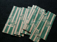 10 - 5$ Dimes Paper Coin Holders Sleeves Rolls