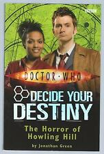 Doctor Who Decide Your Destiny 12 The Horror Of Howling Hill BBC 2008 Good