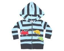 Oshkosh B'gosh Boys Toddlers/Kids Stripes Zip-Up Hoodie Jacket #750, 6 (5-6 y/o)