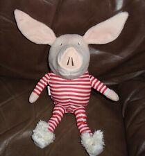 Olivia The Pig Singing Goodnight Olivia plush stuffed animal Doll EUC