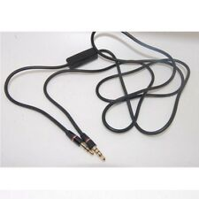 3.5mm Audio Cable Cord with MIC For Audio Technica ATH-Pro 700 MK2 Headphone kd