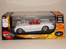 Hot Wheels 1953 Chevy Pro Street Corvette Pro Mod 1:18 Scale Diecast '53 Car