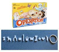 OPERATION Game Pieces & Parts Replacement Complete Set of 12 Ailments
