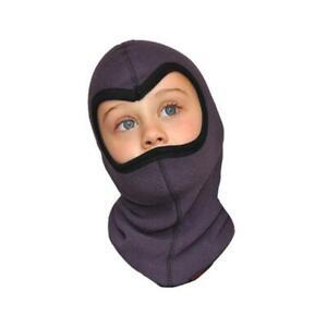 KIDS BALACLAVA Micro-fleece Bike Under Helmet Ski Face Mask Thermal Cover Hiking