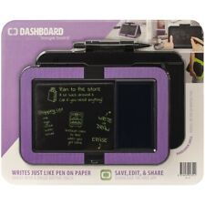 Boogie Board Dashboard Tablet Hardcover Shell eWriter Lilac Purple Sealed NEW