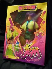 Vintage Jem Doll Clash of the Misfits Cassette Truly Outrageous 1986 Nrfb