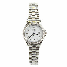Citizen Eco-Drive Silver Stainless Steel Ladies Bracelet Watch EW1840-51B