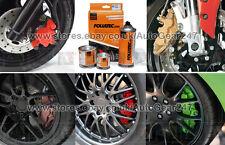 Foliatec Gold High Temperature Brake Caliper & Engine Paint Lacquer Kit Set