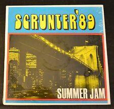 SEALED OLD STOCK Scrunter '89 Charlos 88003 Summer Jam