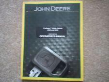 John Deere Progator 2020 2030 Operator Manual (ref66)
