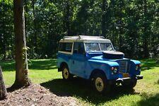 1968 Land Rover Defender