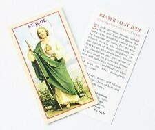 ST SAINT JUDE / PRAYER FOR CASES OF DESPAIR - Prayer Card