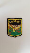 Ecusson brodé Gavarnie ( Hautes Pyrénées - 65 )