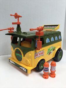 TMNT Teenage Mutant Ninja Turtles 2013 Party Wagon Complete Classic Collection