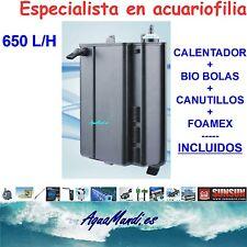 filtro interior interno de pared SUNSUN HN103 acuario pecera poco mantenimiento