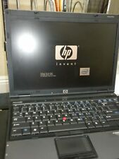 Vintage HP Compaq 6910us Laptop Looks Works Great All Original Windows Vista