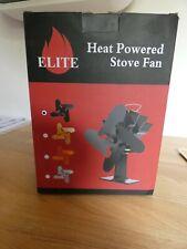 Heat Powered Stove Fan by Elite