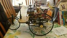 Franklin Mint 1886 Benz Patent Motorwagon 1/8 Scale Brand New with Tag Box Paper