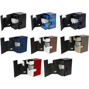 ULTRA PRO M2 DECK BOX CARD STORAGE YUGIOH!, MTG, POKEMON, YUGIOH HOLDS 75 CARDS