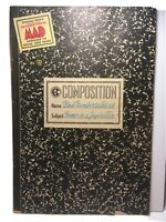 Golden Age MAD Magazine #20 Fine COMPOSITION NOTEBOOK COVER! 1955, Rare