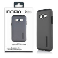 Incipio DualPro Dual Layer Impact Absorbing Case for Samsung Galaxy J3 V6