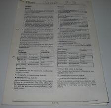 Einbauanleitung Saab 9-3 Klimaanlage Klima Anlage!