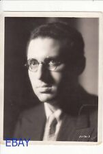 Director George Cukor VINTAGE Photo