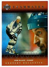 WAYNE GRETZKY 1999-00 Upper Deck Gretzky Exclusive - card # 70 (ex-mt)