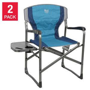 Timber Ridge Folding Director's Chair, 2-pack