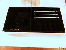 NEW! PANDORA LEATHER JEWELRY BOX LIMITED EDITION!
