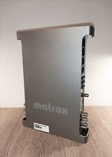 Matrox MX02 Video Editing System