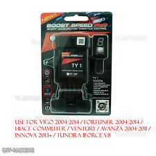 ECU TY1 Boost Speed E-DRIVE THROTTLE CONTROL FOR TOYOTA FORTUNER SUV 2005-2014