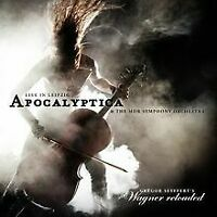 Wagner Reloaded-Live in Leipzig von Apocalyptica | CD | Zustand gut