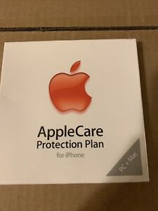 AppleCare Protection Plan for iPhone (PC + Mac MC255LL/A) New Sealed AT&T 75503
