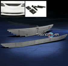 1994-1998 FORD MUSTANG UPPER+LOWER BUMPER GRILLE GRILL 1995 1996 1997 2PCS COMBO