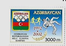 AZERBAIJAN Sc 727 NH ISSUE of 2002 Sport- Olympics