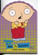 Family Guy Seasons 3, 4 & 5 Meet The Characters Chase Card #2