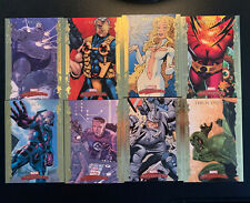 Marvel Masterpieces 2007 Gold Border Parallel Base Card Single U PICK