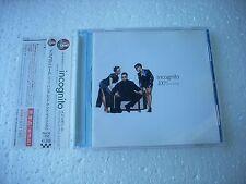 INCOGNITO - 100 and rising + bonus track - JAPAN CD opened