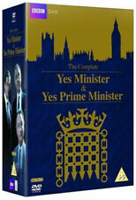 The Complete Yes Minister & Yes, Prime Minister DVD (2012) John Fortune, Allen