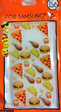 Samsung  Pizza Cell Phone Case S6 Fast Food 395827 box 78