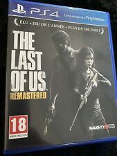 The Last Of Us Remastered pour PS4 - FR
